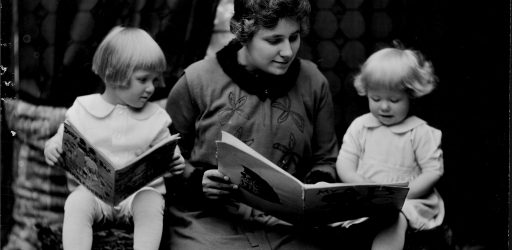 6. The long history of reading aloud